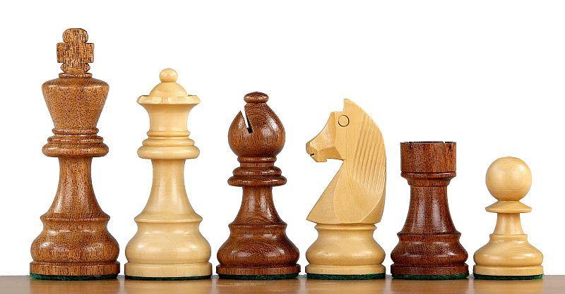Šachovnice a figúrky