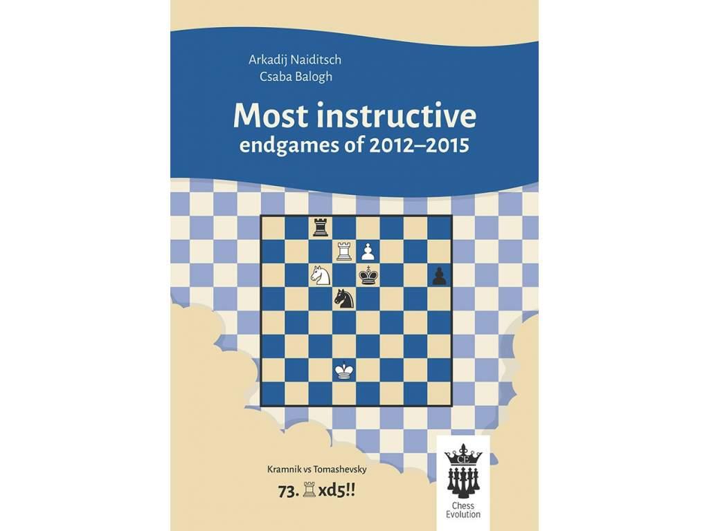 Most instructive endgames cover front