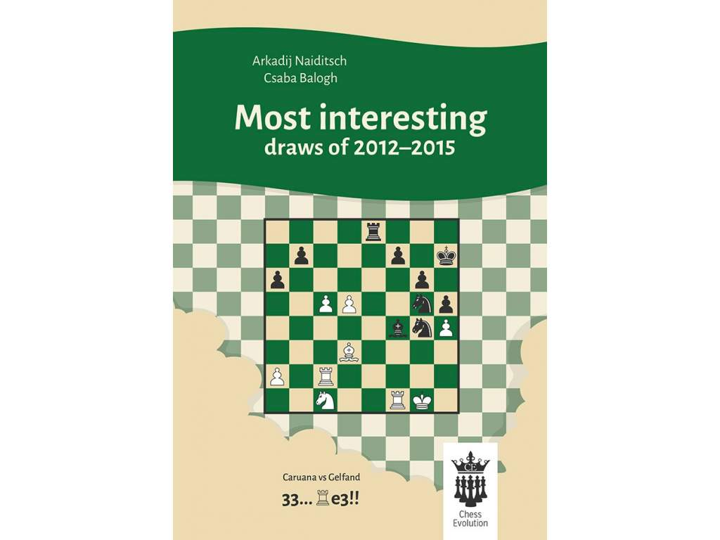 Most interesting draws cover front