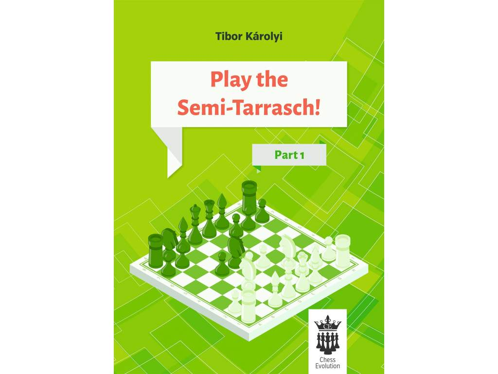 Play the Semi Tarrasch 1 front cover