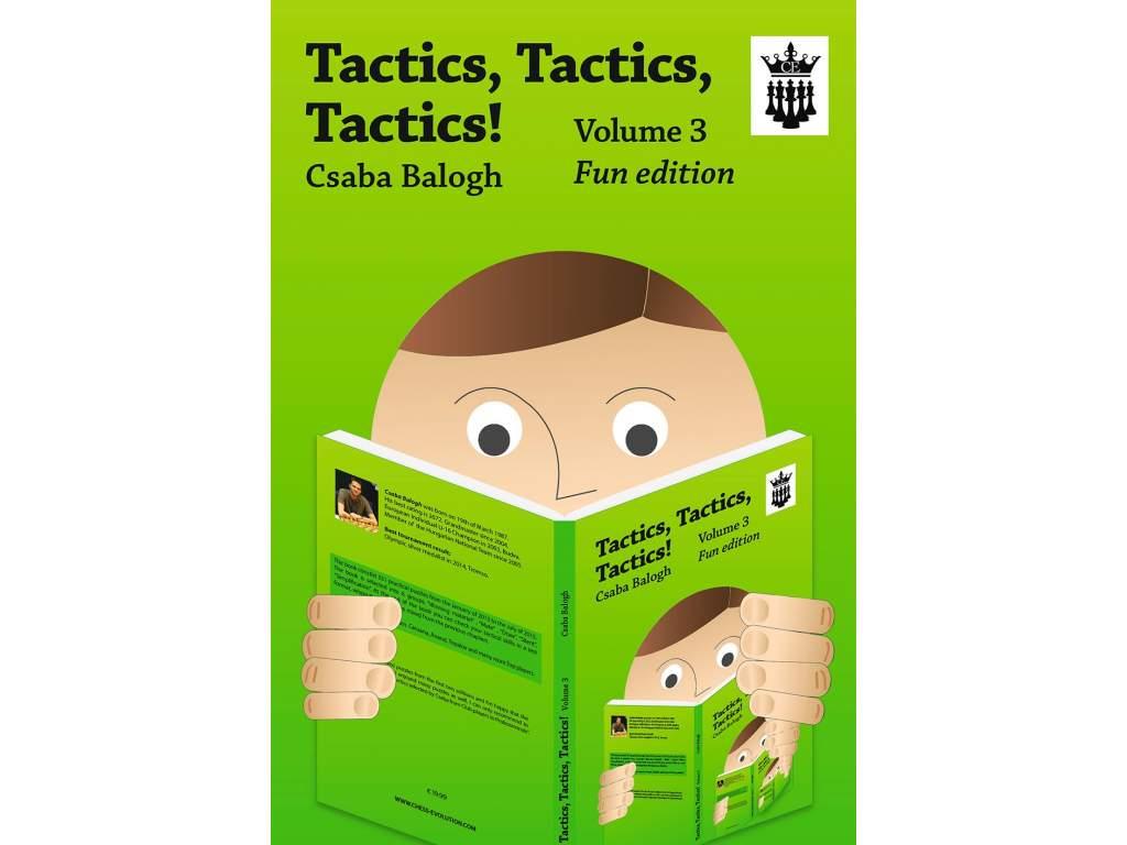 Tactics 3 cover