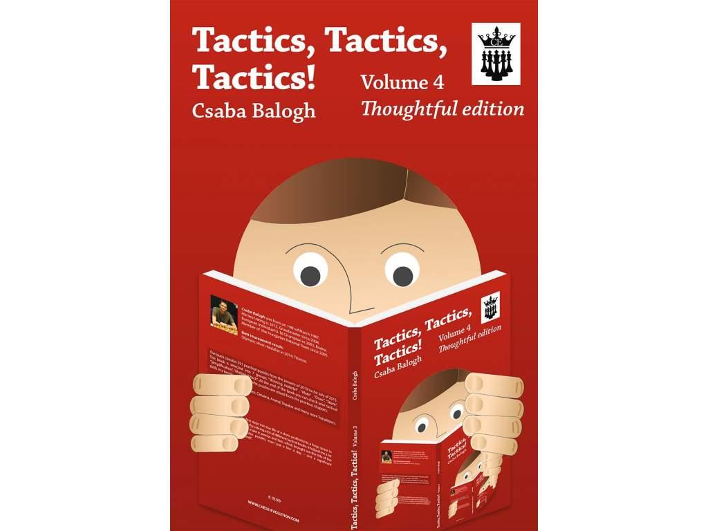 Tactics 4 cover