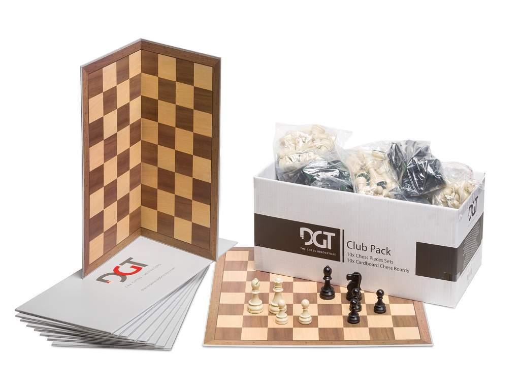 DGT Club Pack
