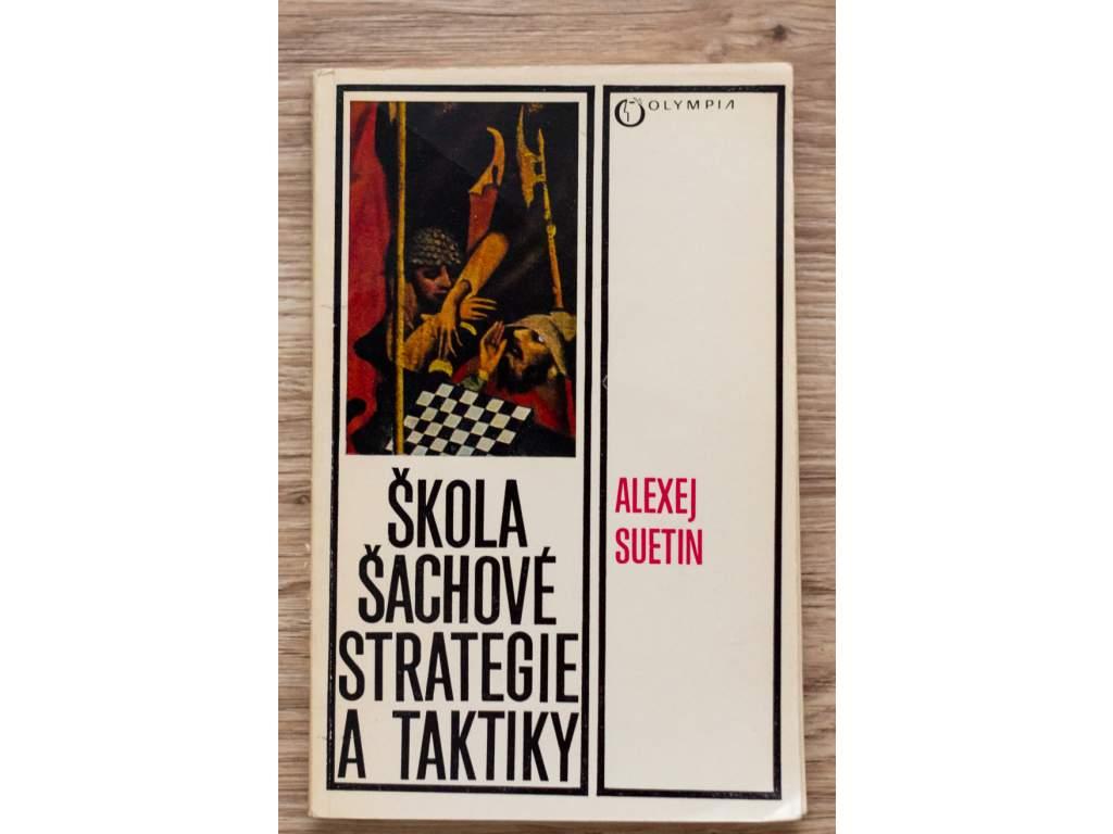 2561 skola sachove strategie a taktiky