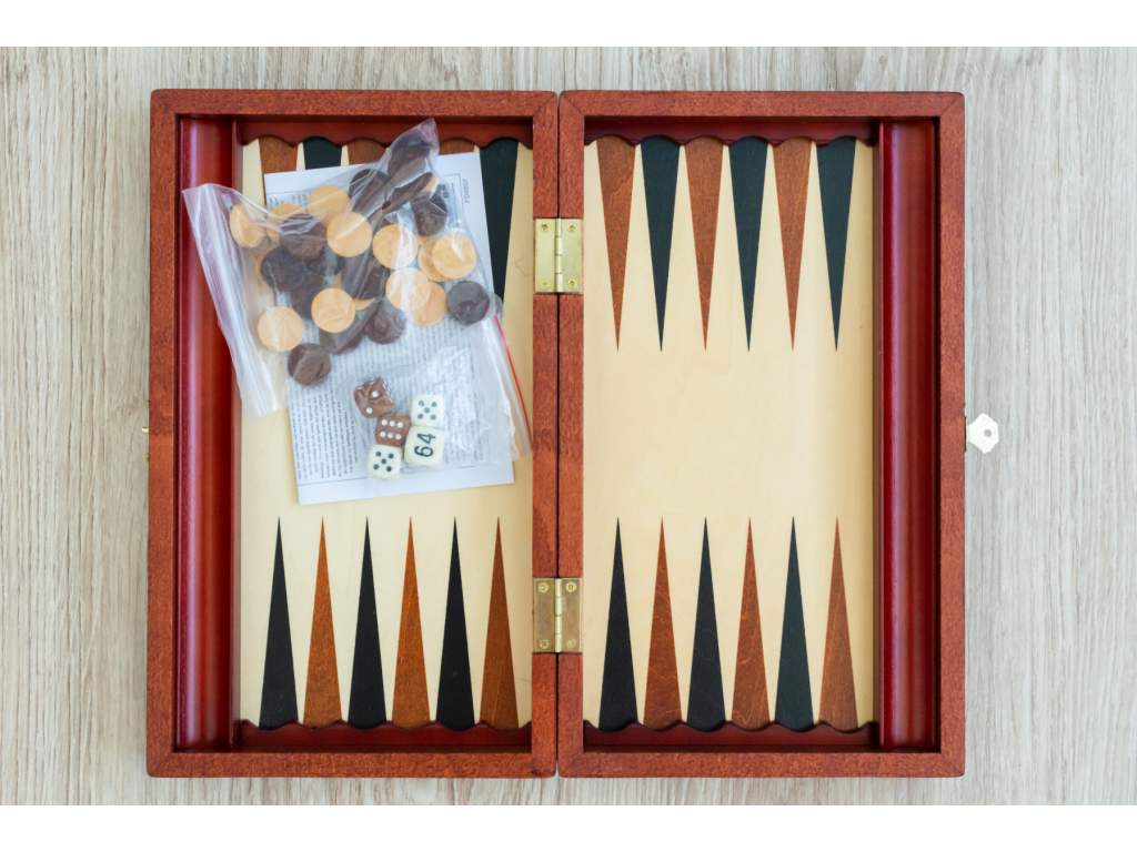 2744 2 backgammon profesional maly