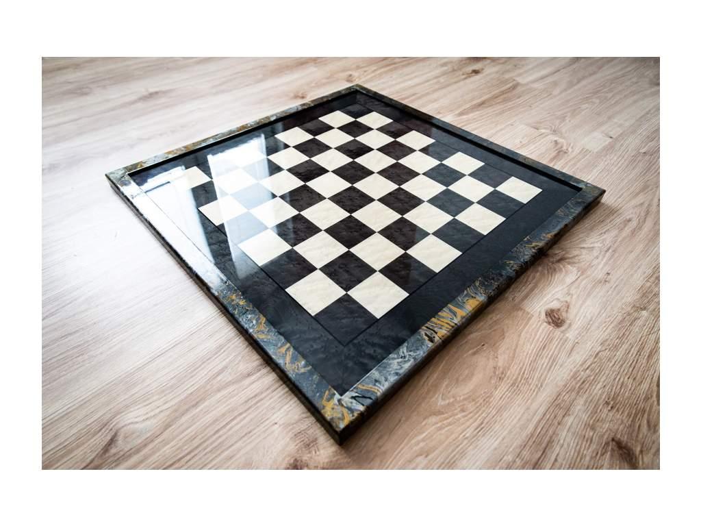 Briarová šachovnica  + doprava zdarma