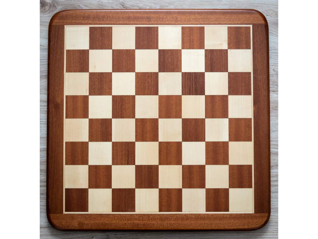 Palisandrovo javorová šachovnica  + doprava zdarma