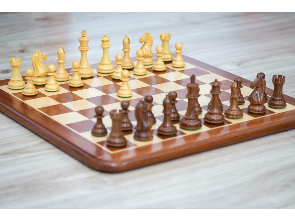 Šachová súprava Pure Palisander  + doprava zdarma