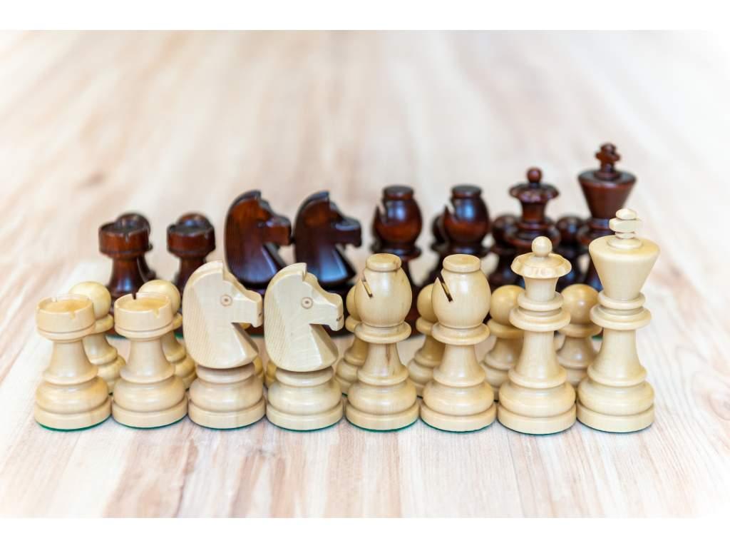 Šachové figúrky Staunton 7  + doprava zdarma