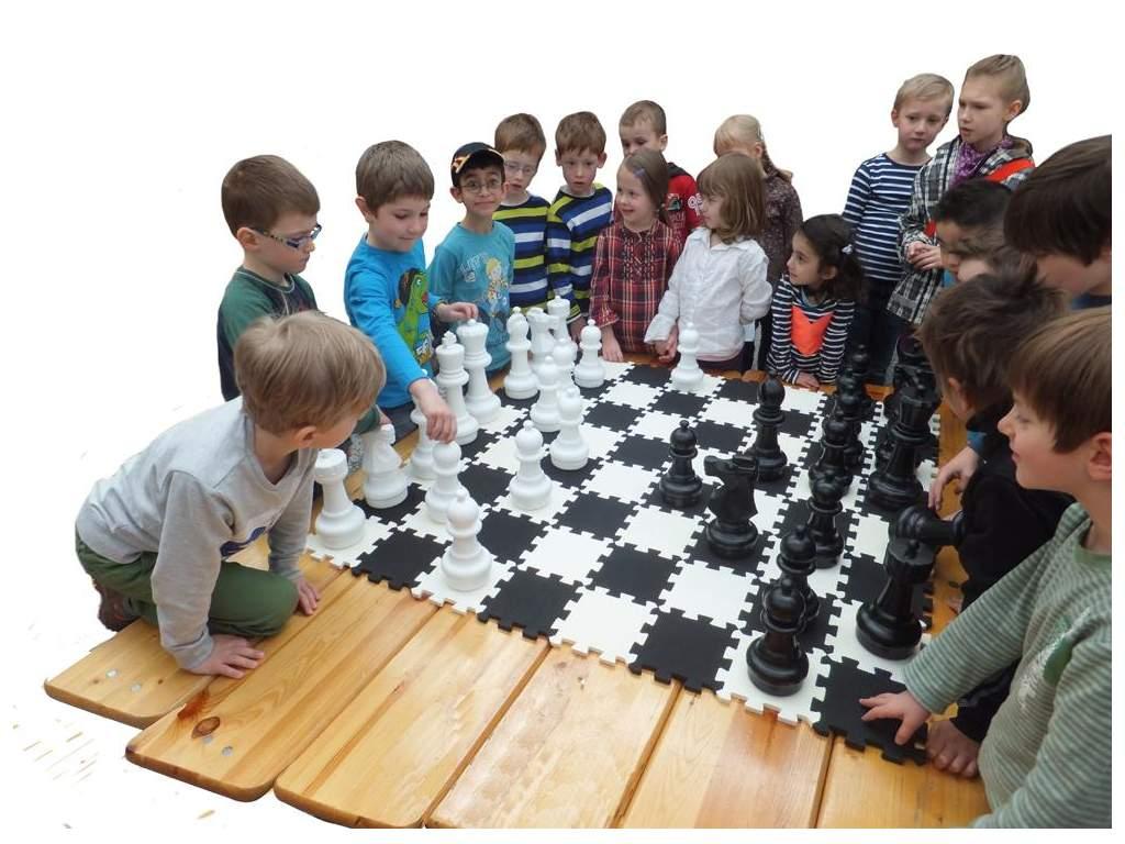 Veľký školský šach  + doprava zdarma