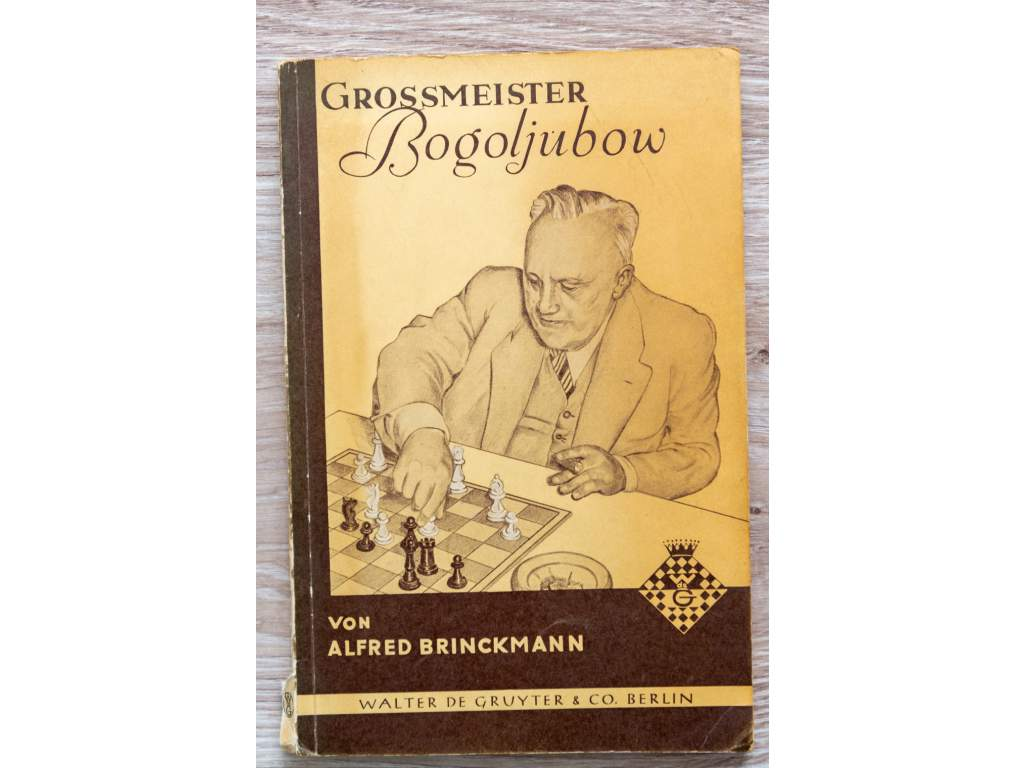 3266 grossmeister bogoljubow