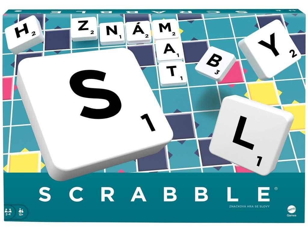 Scrabble Original  + doprava zdarma