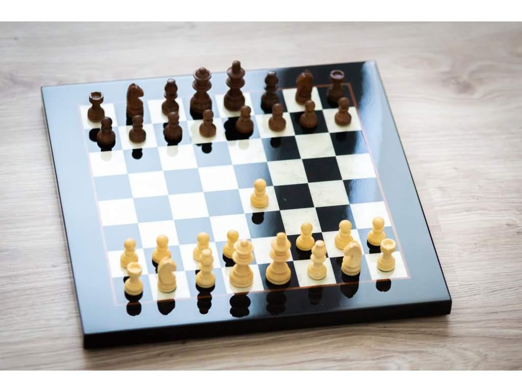 Šachová súprava Briar Agát  + doprava zdarma