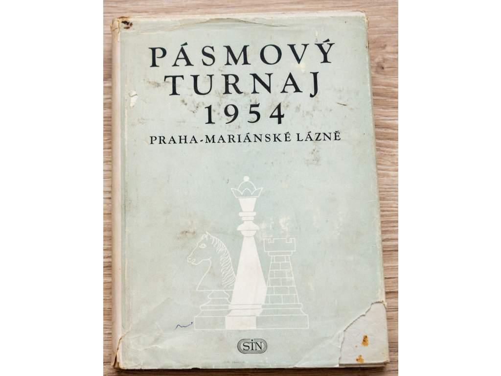 3605 pasmovy turnaj 1954 praha marianske lazne