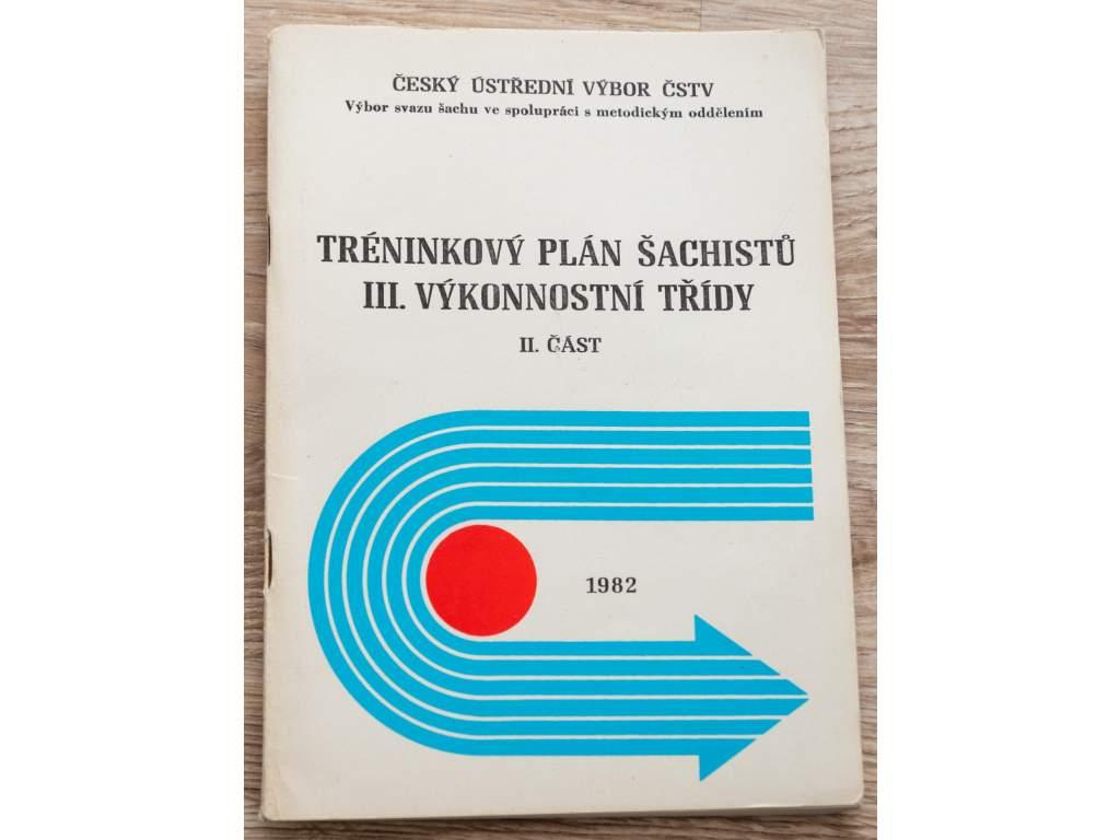 4160 treninkovy plan sachistu iii vykonnostni tridy ii cast