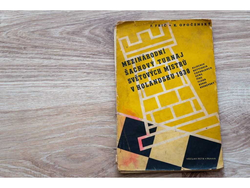 4618 mezinarodni sachovy turnaj svetovych mistru v holandsku 1938