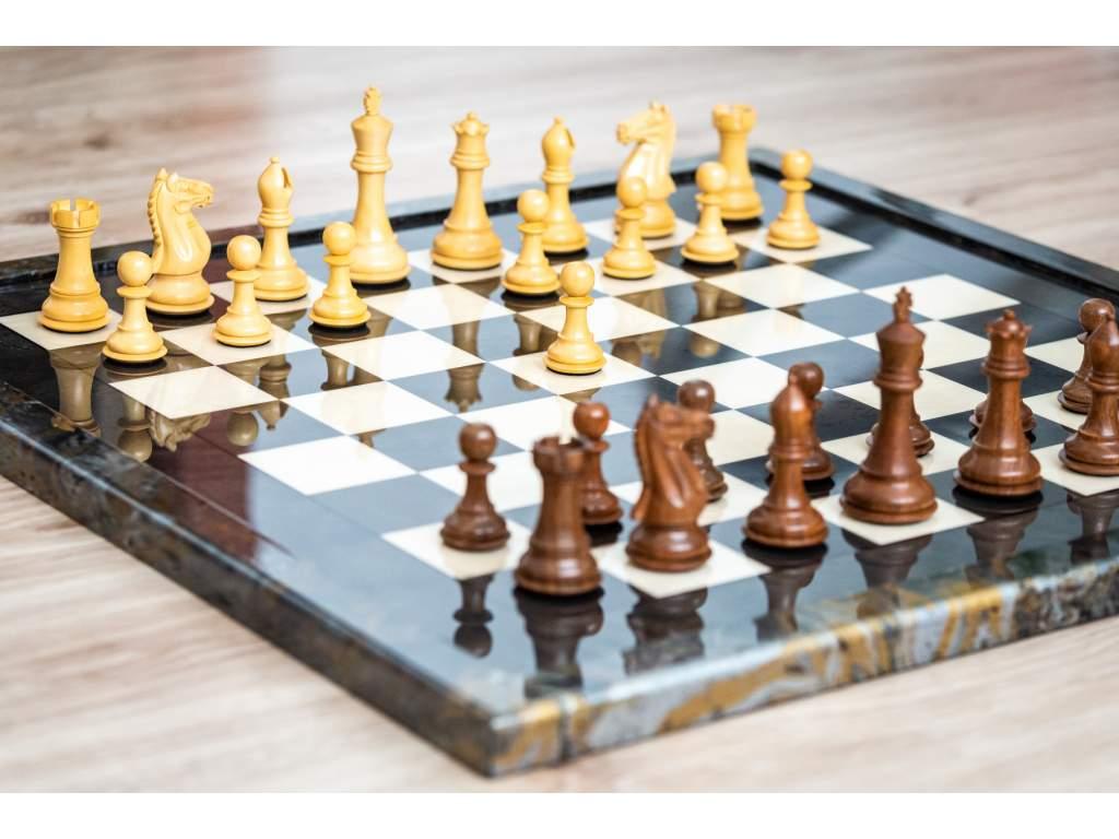 Šachová súprava Briar supreme  + doprava zdarma + darček