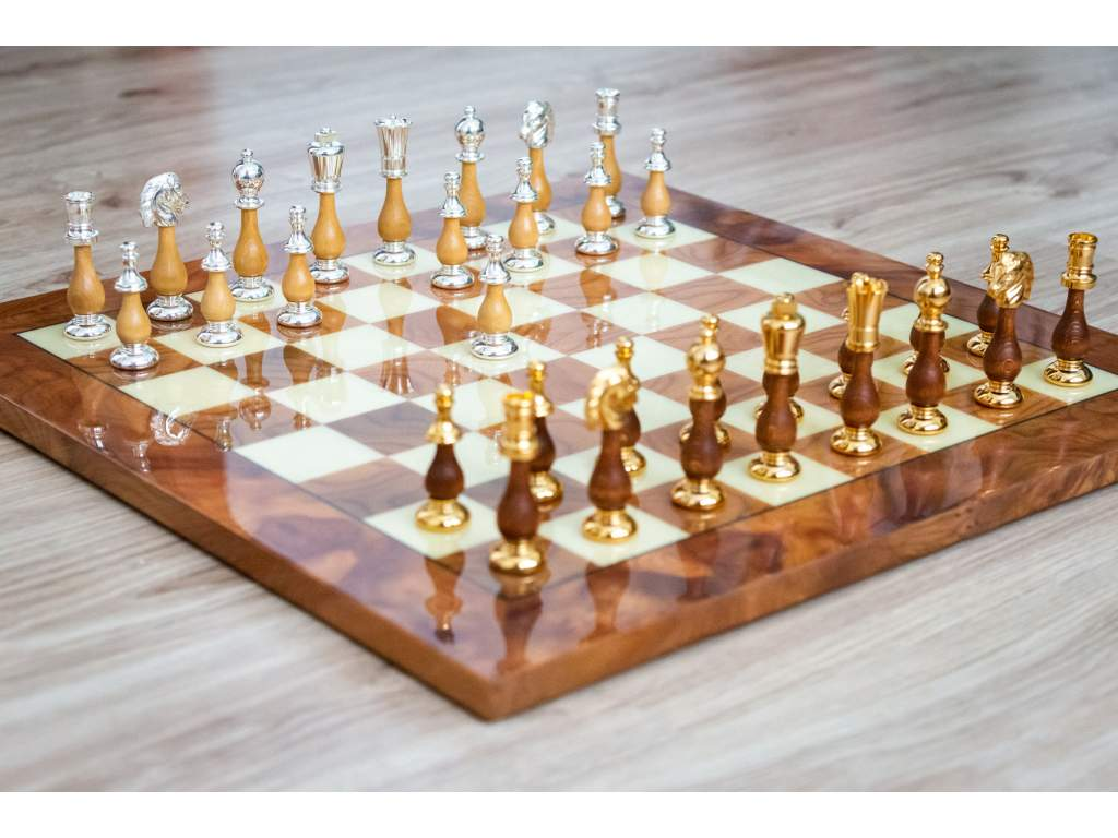 Šachová súprava Briar orient  + doprava zdarma + darček