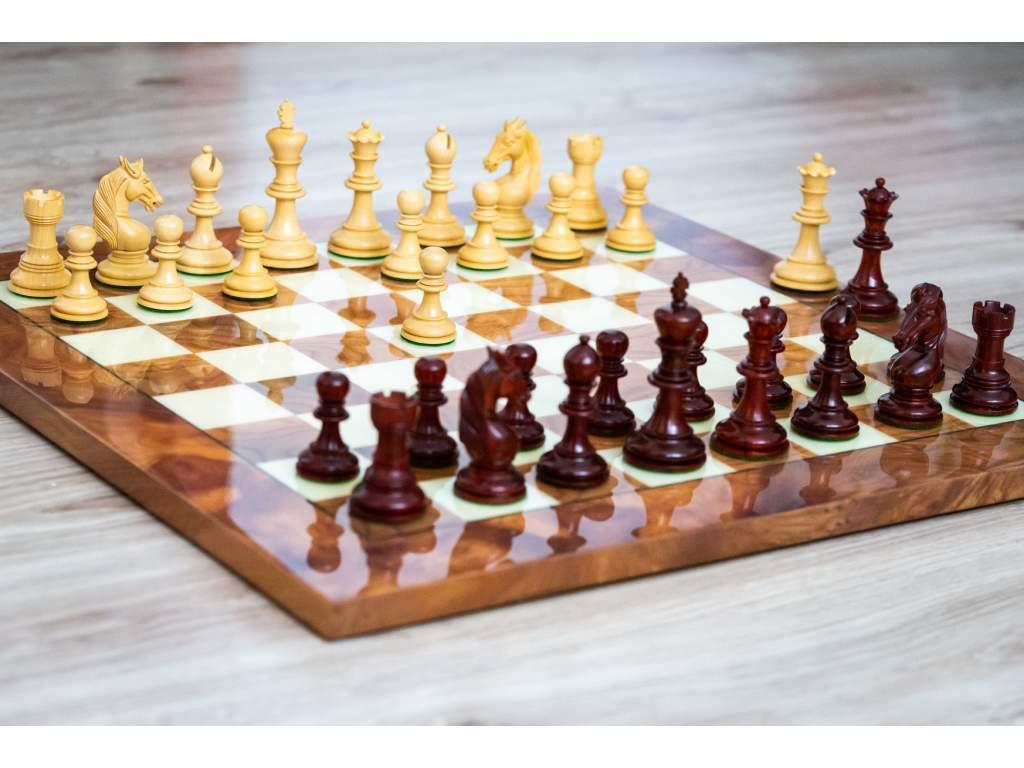 Šachová súprava Briar unicorn  + doprava zdarma + darček