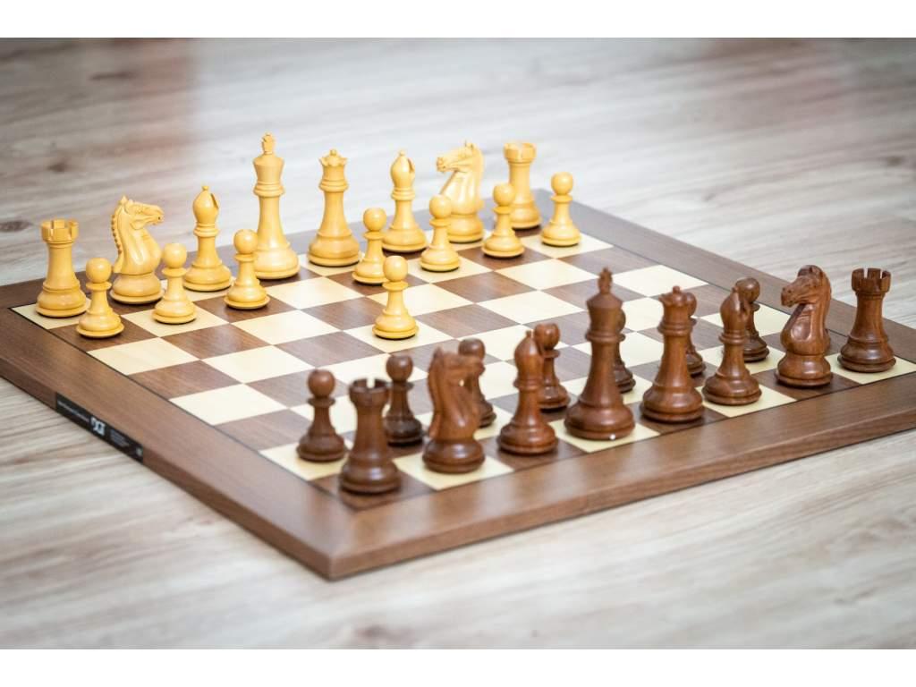 Šachová súprava Palisander tournament  + doprava zdarma + darček
