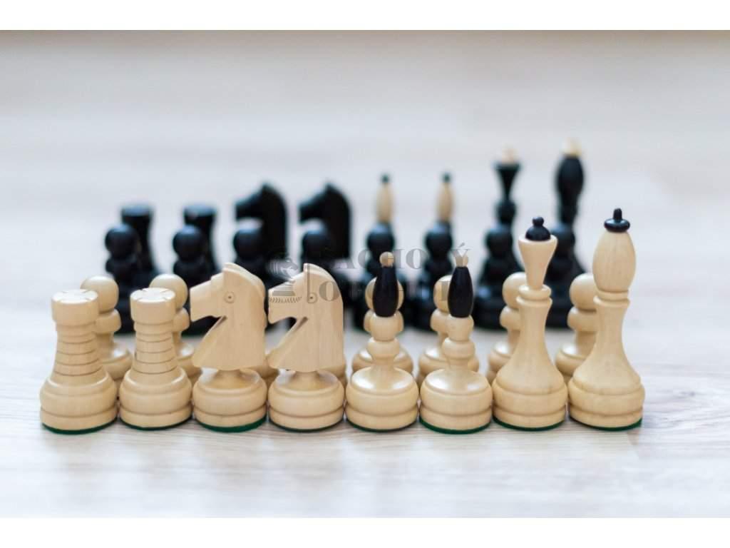 Náhradné šachové figúrky Klubovka