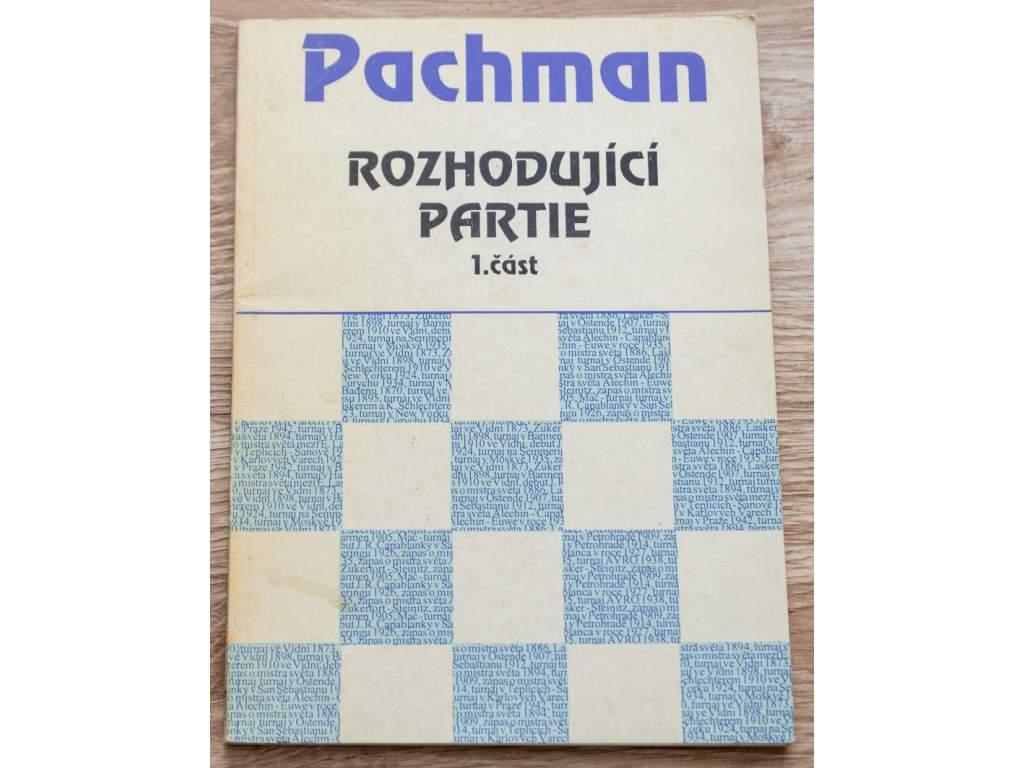 Pachman; Rozhodující partie 1