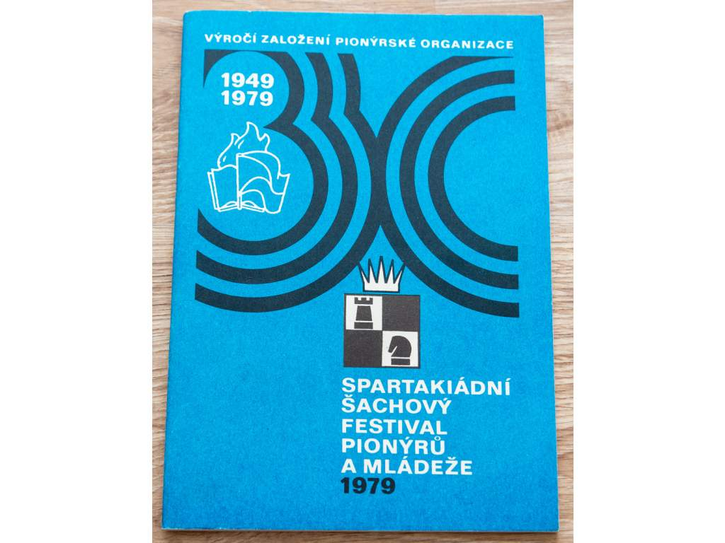 Spartakiádní šachový festival 1979
