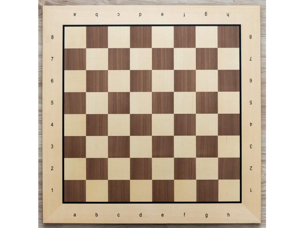 Drevená šachovnica klasik  + doprava zdarma