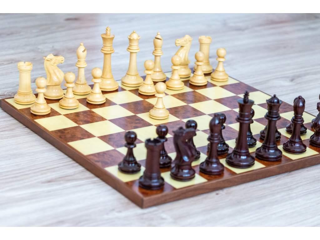 Šachová súprava Superior brest  + doprava zdarma + darček