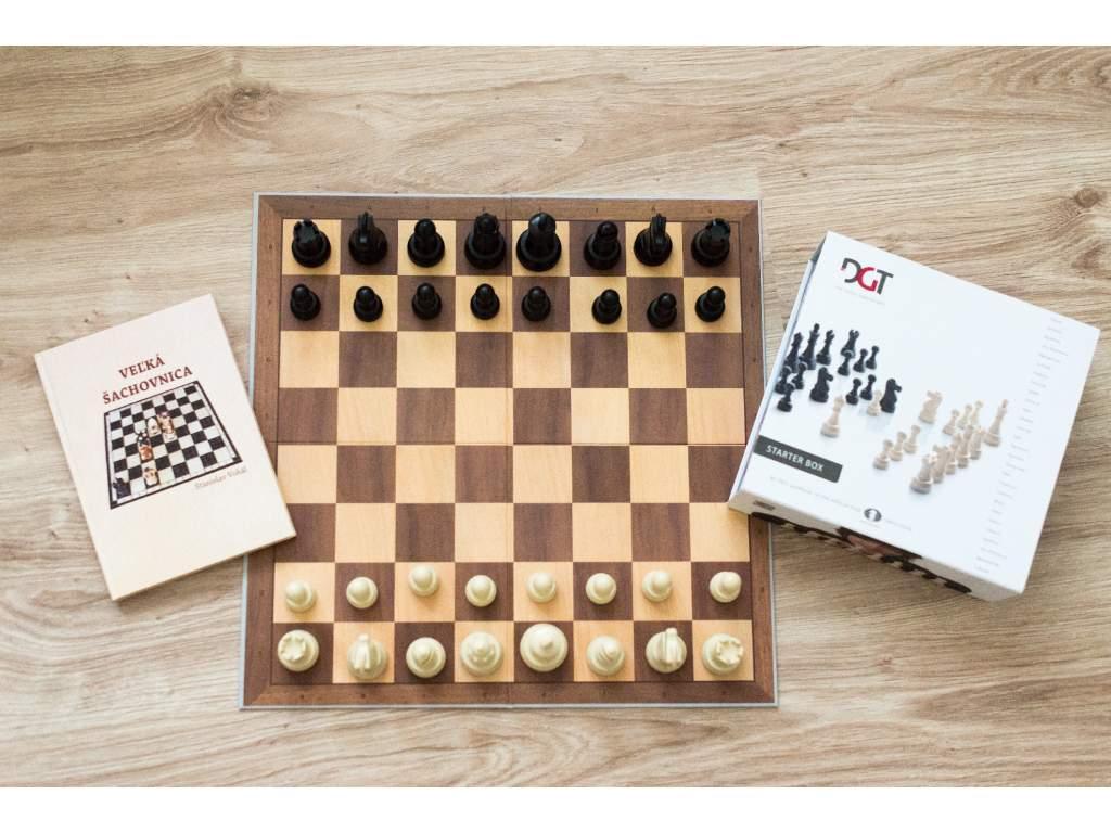 DGT Chess Starter Box Grey (1)