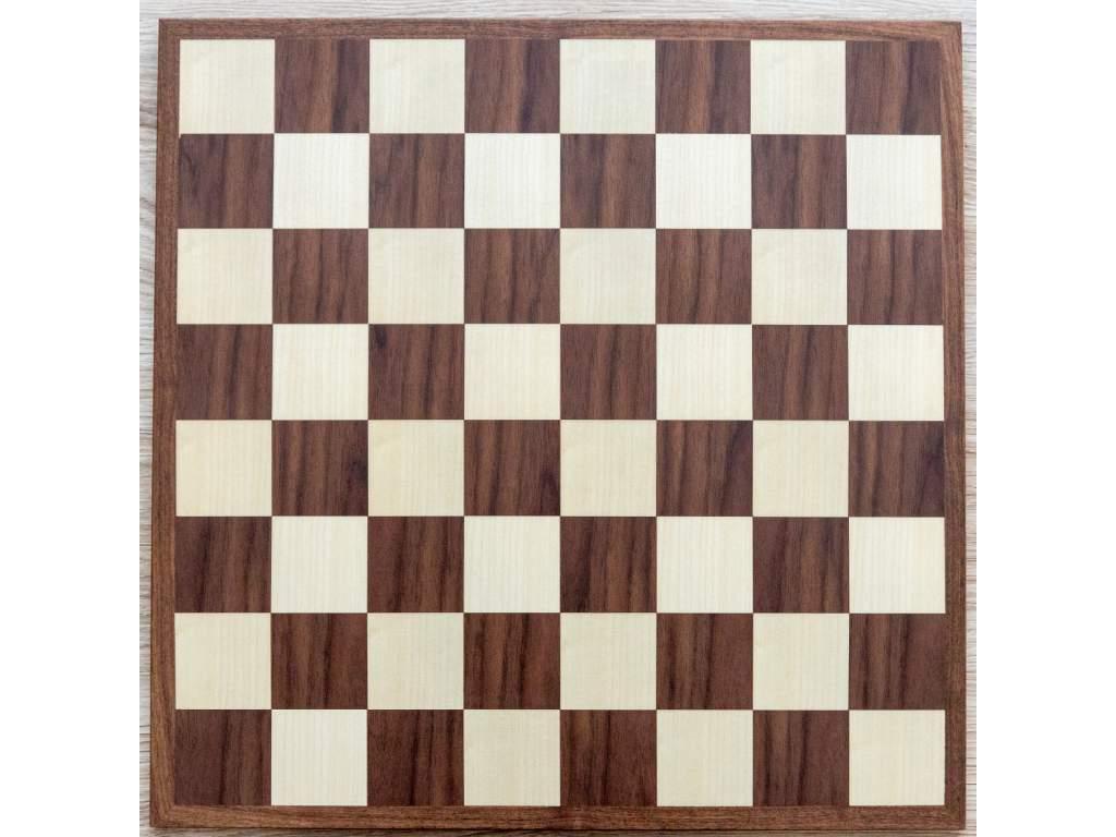 Drevená šachovnica kráľovská  + doprava zdarma