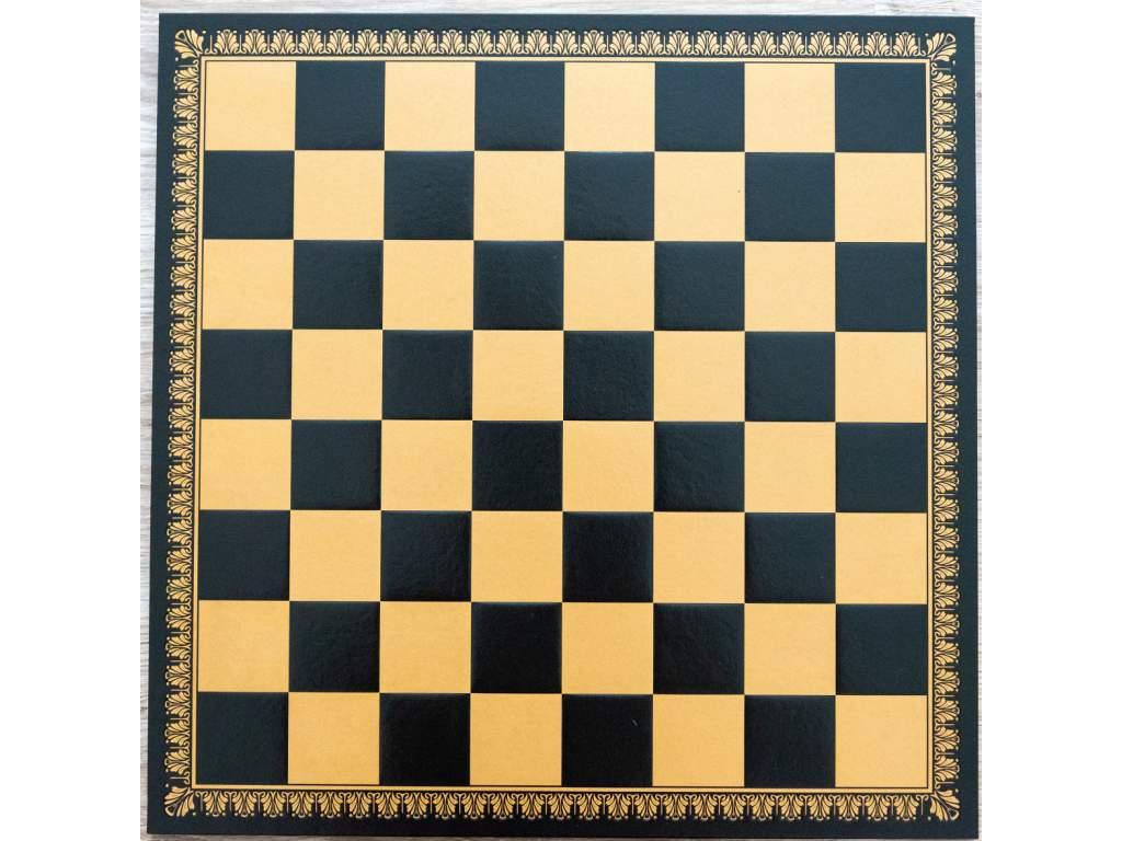Koženková šachovnica veľká  + doprava zdarma + darček