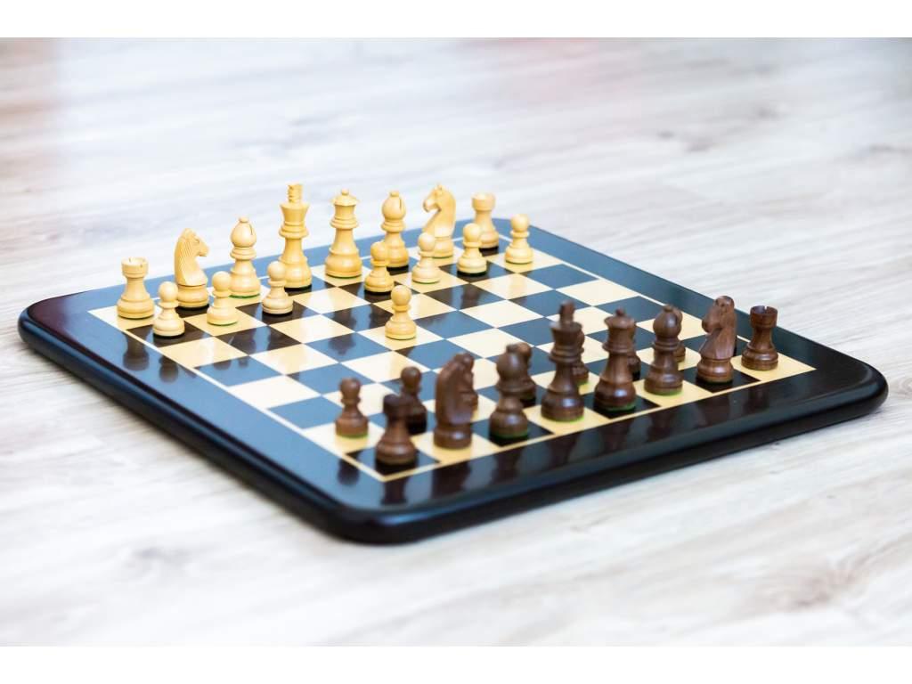 Šachová súprava Black palisander  + doprava zdarma