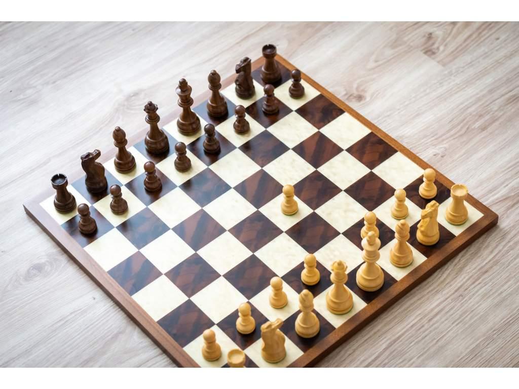 Šachová súprava Palisander brest  + doprava zdarma
