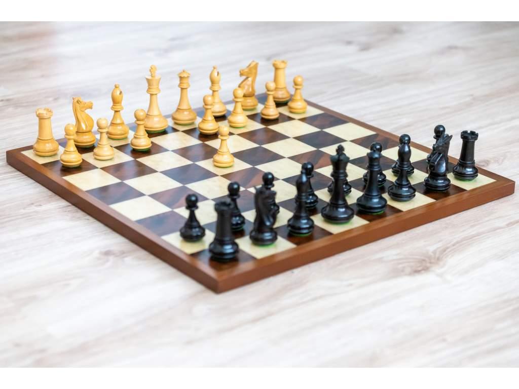 Šachová súprava Ebony brest  + doprava zdarma