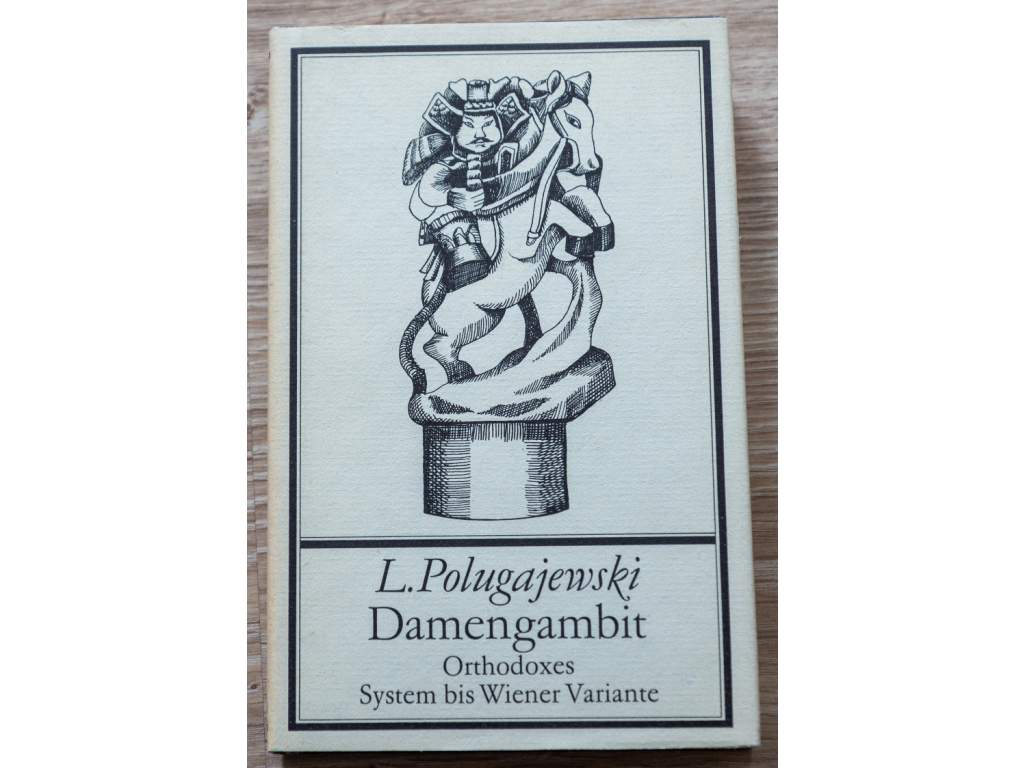 L. Polugajewski Damengambit; Orthodoxes System bis Wiener Variante