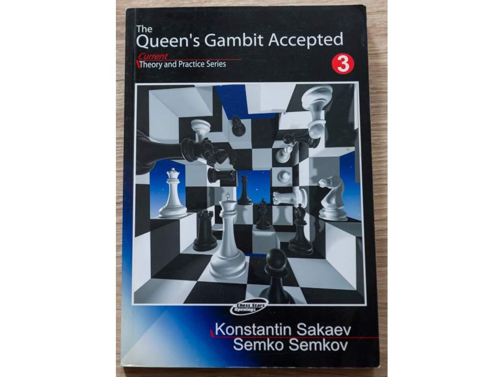 The Queen's Gambit Accepted  + doprava zdarma