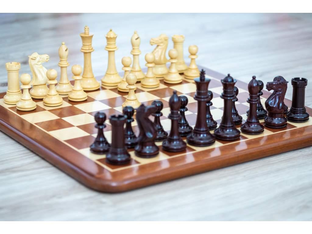 Šachová súprava Superior Palisander  + doprava zdarma
