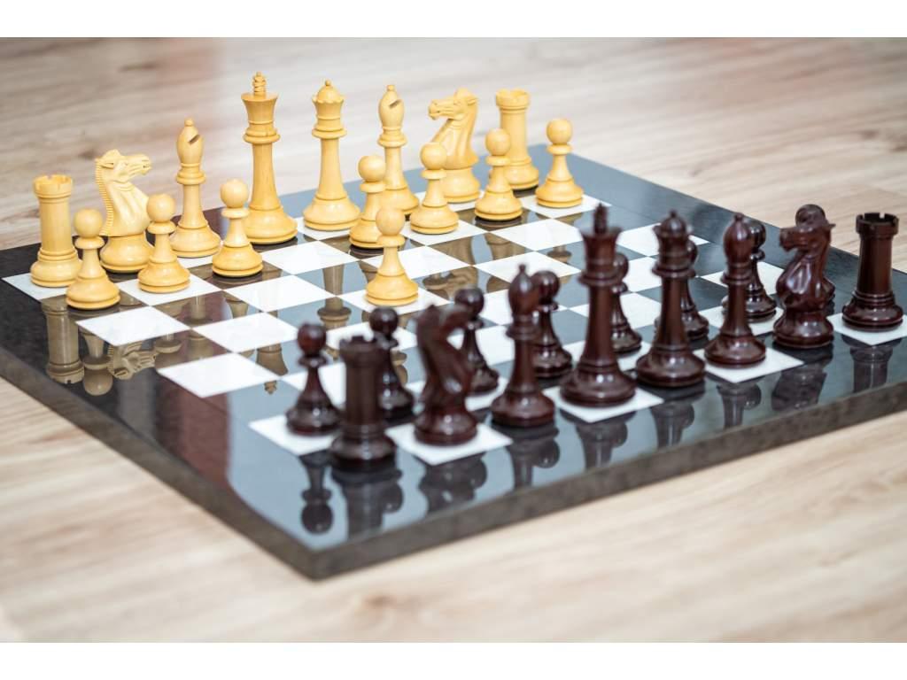 Šachová súprava Superior Biar  + doprava zdarma