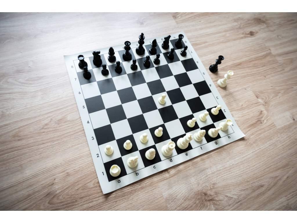 Šachová súprava komplet veľká