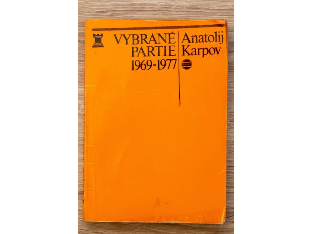 864 vybrane partie anatolij karpov