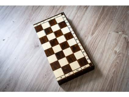 Figúrkové šachy Sparťan