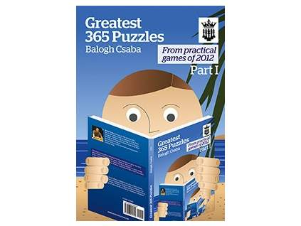 CE Greatest 365 puzzles cover