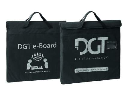 DGT e Board Storage Bag (for Serial Tournament e Boards)