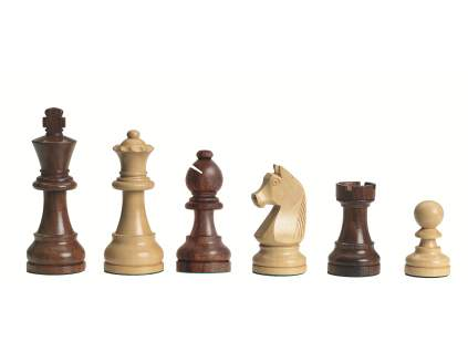 Chess Pieces Timeless