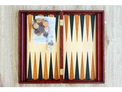 2741 2 backgammon profesional velky