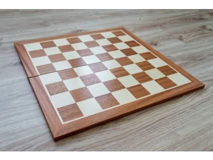 Šachovnica z javora veľká skladacia bez notácie  + doprava zdarma