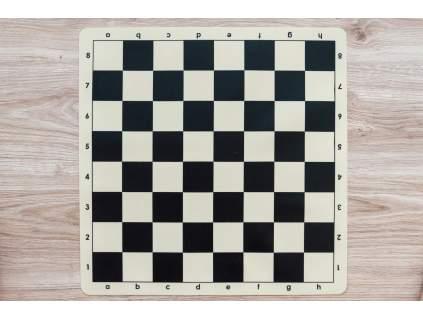Nezlomiteľná šachovnica čierna veľká