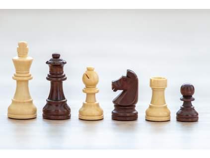 Šachové figúrky Staunton  + doprava zdarma