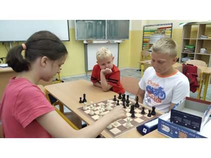 DGT Chess Starter Box Brown